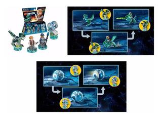 Lego Dimensions Team + Jurassic World + Portal 2