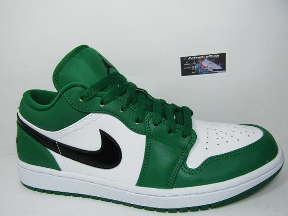 Air Jordan 1 Low Pine Green Edition (29 Mex) Astroboyshop