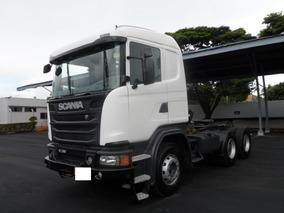 Cavalo Mecanico Scania G 440 A 6x4 Bogie Pesado 2015/2015