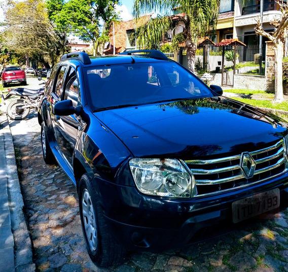 Renault Duster 1.6 16v Expression Hi-flex 5p 2013