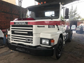 Scania Scania 112 6x4