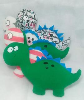 Dinosaurios De Tela