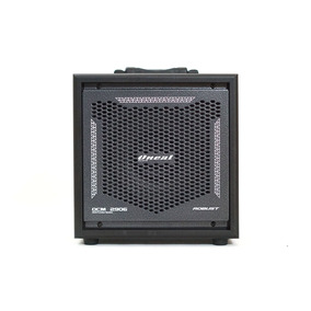Caixa Multiuso Oneal Ocm 2906 -100w Robust - Bluetooth-usb