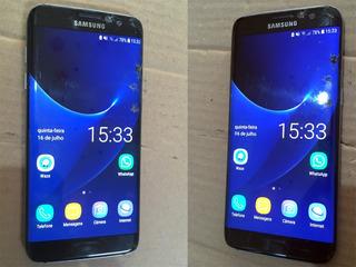 Celular Samsung Galaxy S7 Edge 32gb 4gb Ram Leia O Anúncio!!
