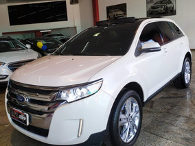 Ford Edge 3.5 Awd Limited Teto+roda20+multimídia