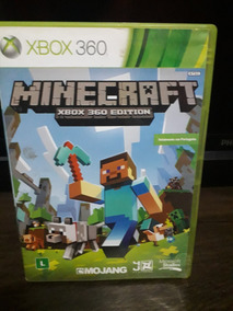 Minecraft Xbox 360 Edition - Mídia Física