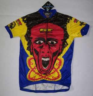 Camisa Ciclismo Gt Bicycles Made In Usa