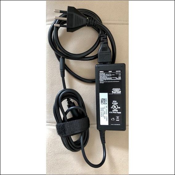 Fonte Carregador Notebook Dell 65 Watts
