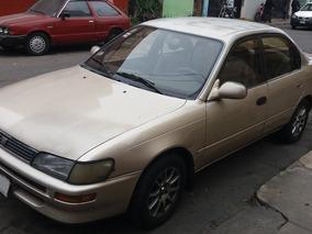 Vendo Mi Toyota Corolla Dual