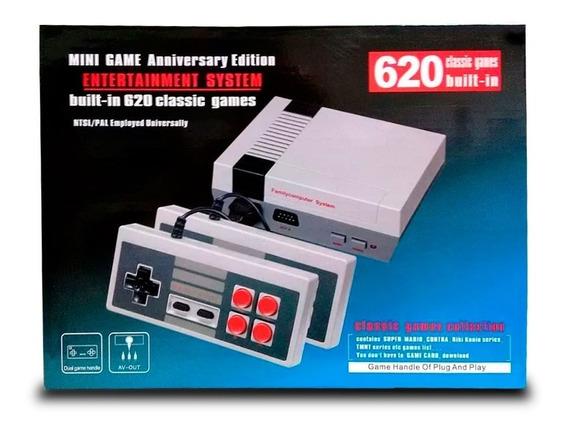 Consola Videojuegos 620 Juegos Genérica Sfc620 Full