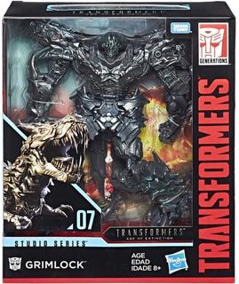 Transformers Leader Class Grimlock Studio Series