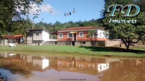 Chácaras À Venda  Em Nazare Paulista/sp - Compre O Seu Chácaras Aqui! - 1372365