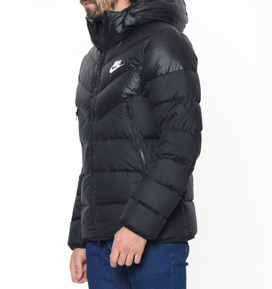 Campera Camperon Nike Down Filled Pluma Negra Inflable Hombre 100% Originales Cod 0007