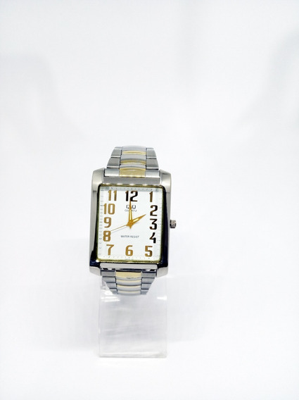 Relógio Masculino Qeq Quadrado