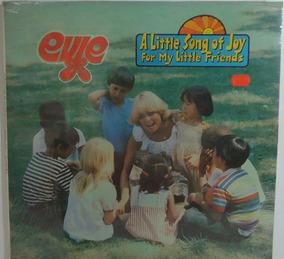 Evie 1977 A Little Song Joy For My Friends Lp Lacrado Gospel