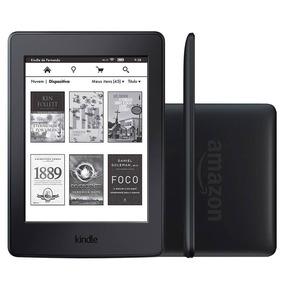 Kindle Paperwhite Amazon Preto Wi-fi 4gb C/luz Onofre Agora