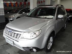 Subaru Forester 2.0 16v Awd Lx Aut. Completo + Teto Solar