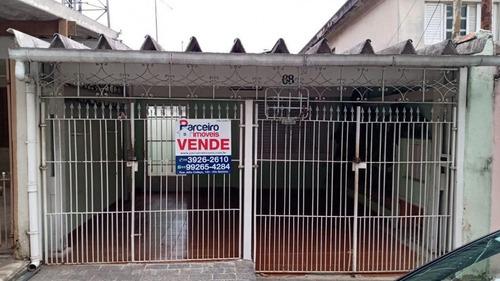 Casa Com 3 Dormitórios À Venda, 150 M² Por R$ 420.000,00 - Penha - São Paulo/sp - Ca0672