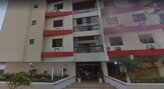 Apartamento Com 2 Dormitórios À Venda, 137 M² Por R$ 571.069,40 - Itararé - São Vicente/sp - Ap2444