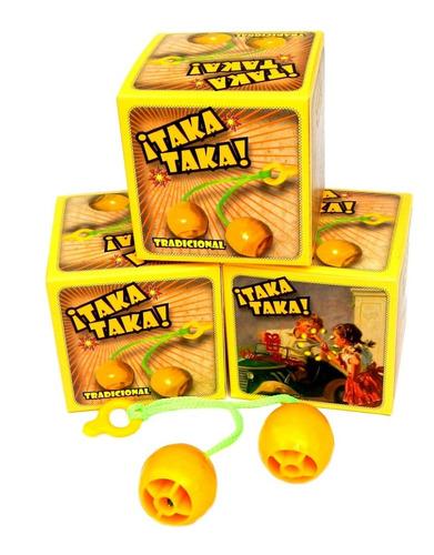Imagen 1 de 4 de Tiki Taka Clasico Con Caja De Regalo Tiky Planeta Juguete