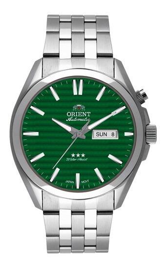 Relógio Automático Orient 469ss041 Luxuoso Mostrador Verde