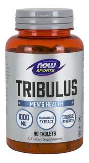 Tribulus Terrestris Now Foods 1000mg 90tabs - Importado Usa