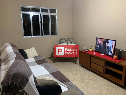 Apartamento Com 2 Dormitórios À Venda - Vila Belmiro - Santos/sp - Ap30497