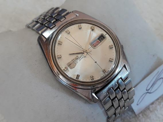 Relógio Seiko 6119, Masculino - Anos 70 - Lindo (brc) !