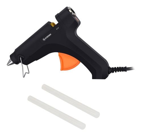 Pistola De Silicon 40w 110v Gluegun Incluye 2 Barras Silicon