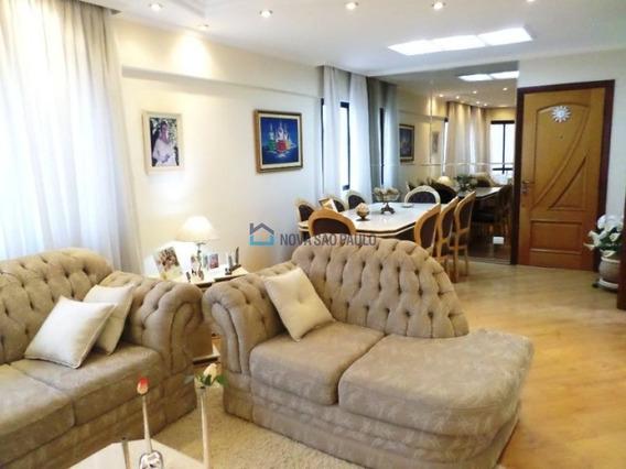 Lindo Apartamento Vila Gumercindo 94m². Pronto Para Morar. - Bi18783