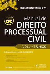 Manual De Direito Processual Civil / Vol Rodrigo Klippel E