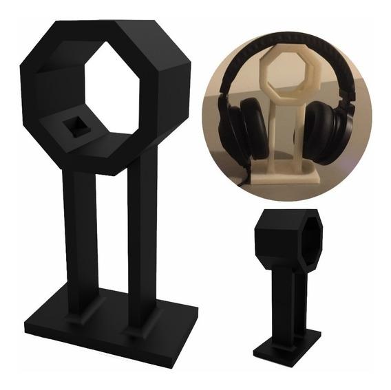 Suporte De Mesa Para Fone De Ouvido Headset Headphone Gamer