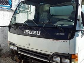 Camion Blanco Cama Larga