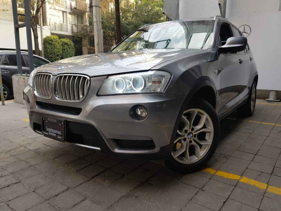 Bmw X3 2013 5p Xdrive 28i L4 2.0 T Top Aut