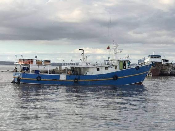 Buque De Pesca Atunero / Palangrero