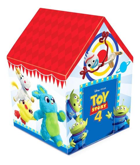Barraca Infantil Portátil Acampament Casinha Toy Story 4