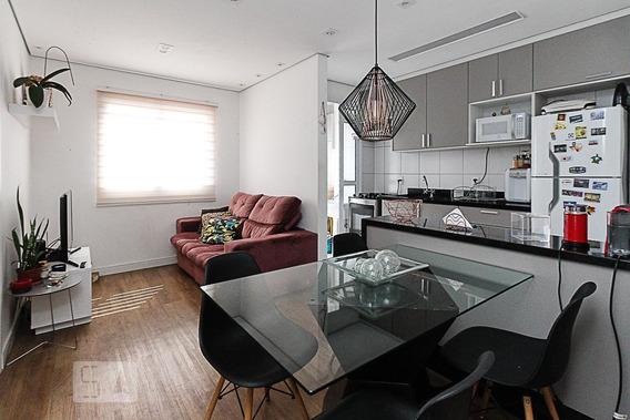 Apartamento Para Aluguel - Mooca, 1 Quarto, 32 - 893077276