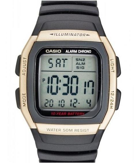 Relógio Casio Masculino W-96h-9avdf Digital Frete Grátis