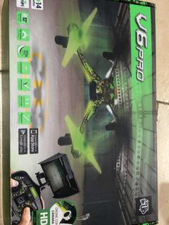 Drone Con Cámara V6 Pro