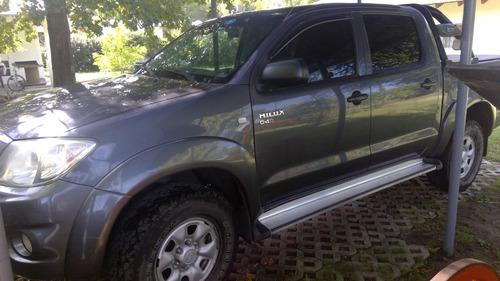 Vendida: Toyota Hilux 4x2 Dx T:diesel Doble Cabina Full (t)
