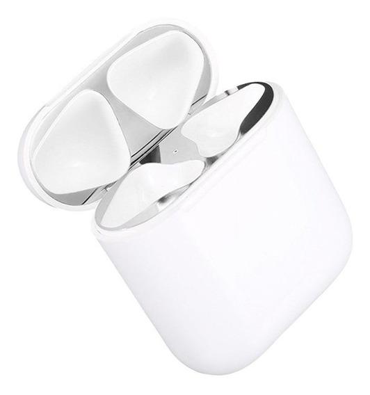 Proteção De Pó De Metal Para Apple Airpod Capa Acessório Pro