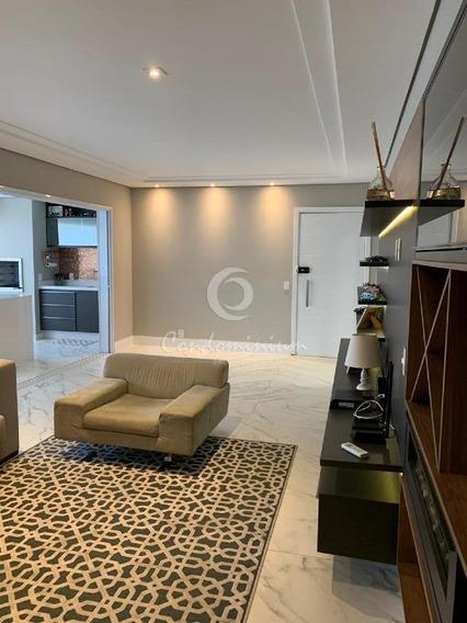 Apartamento À Venda, 3 Quartos, 4 Vagas, Jardim Tarraf Ii - São José Do Rio Preto/sp - 1276