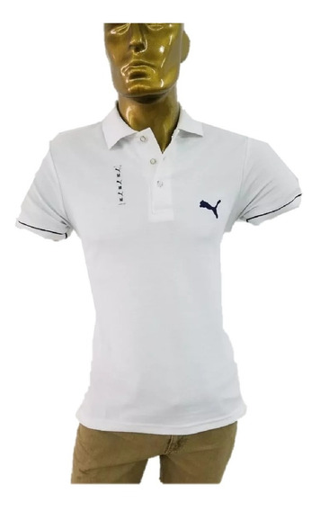 Playera Puma Color Blanco