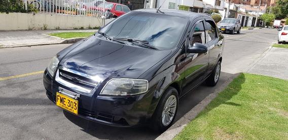 Chevrolet Aveo Aveo 2008