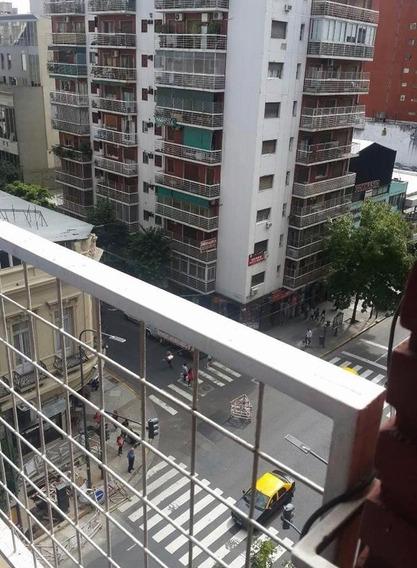 Congreso Av Rivadavia 2300 P 7 Con Balcon