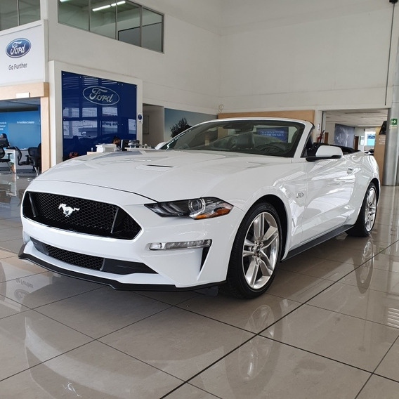 Ford Mustang 2020 Convertible