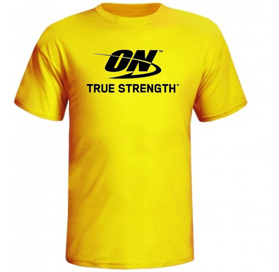 Camiseta Musculação On Varias Cores