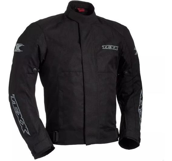Jaqueta Motoqueiro Texx Ronin Impermeavel Preta X11 X11 Motocilcista Proteção Moto Texx Nota Fiscal Pronta Envio Full
