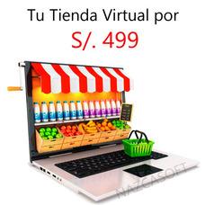 Tienda Virtual Por S/. 499