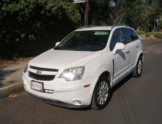 Chevrolet Captiva 3.0 C Sport Aa V6 R-17 At 2012